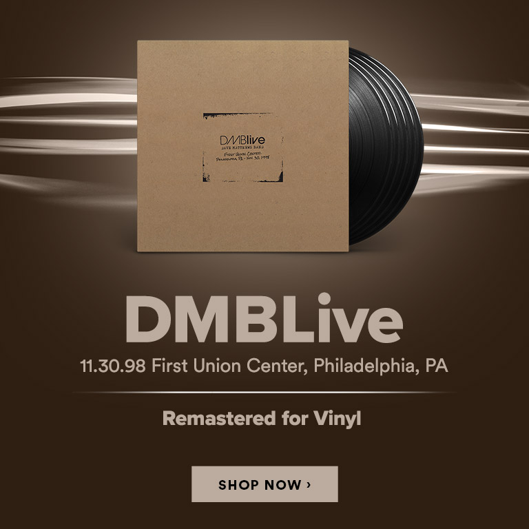 New DMBLive Release