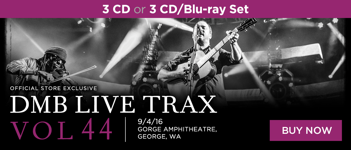 Live Trax Vol. 44 - Pre-Order Now!