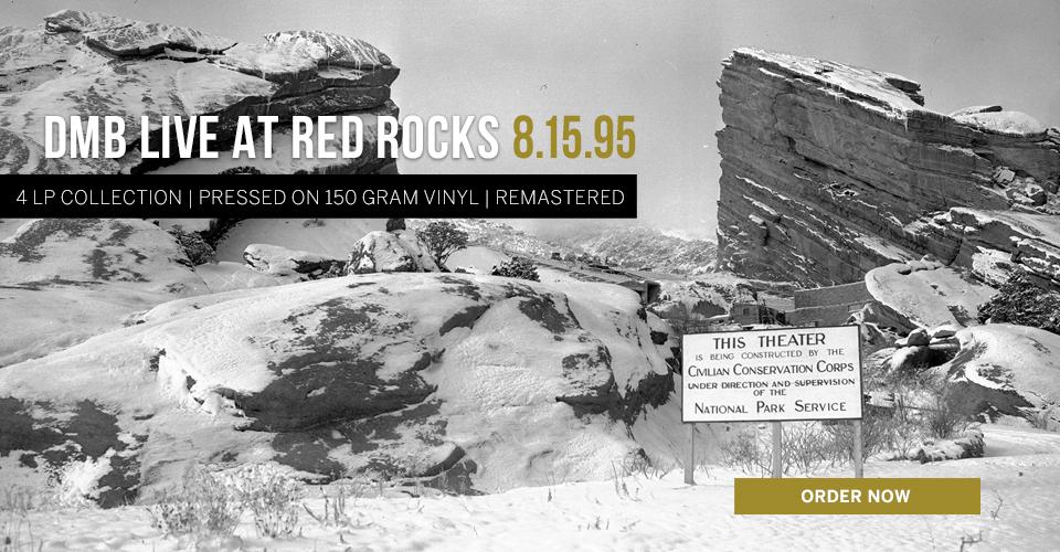 Red Rocks Vinyl