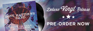 Under The Table And Dreaming Pre-Order