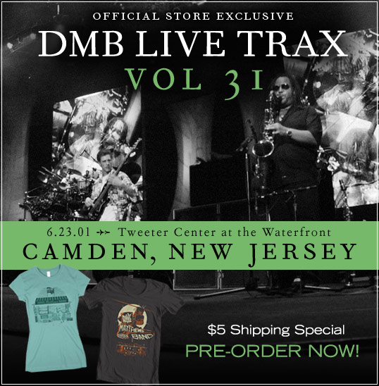 Live Trax Vol. 31 Available for Pre-Order Now!