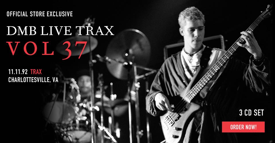 DMB Live Trax Vol. 37 - Order Now!