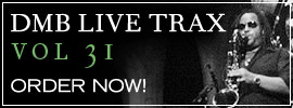Live Trax Vol. 31 Order Now!
