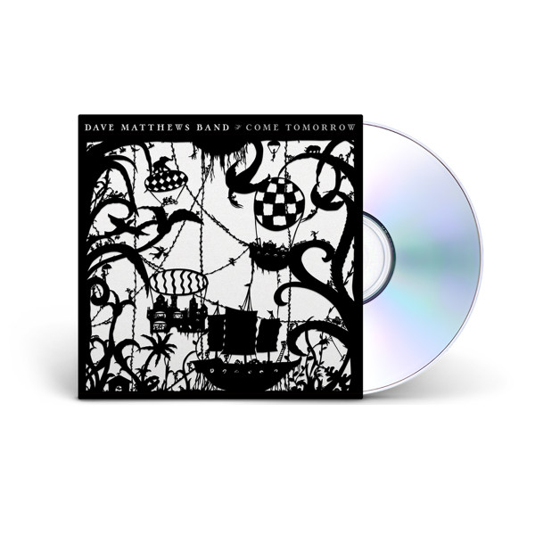 Come tomorrow cd shop the dave matthews band official store
