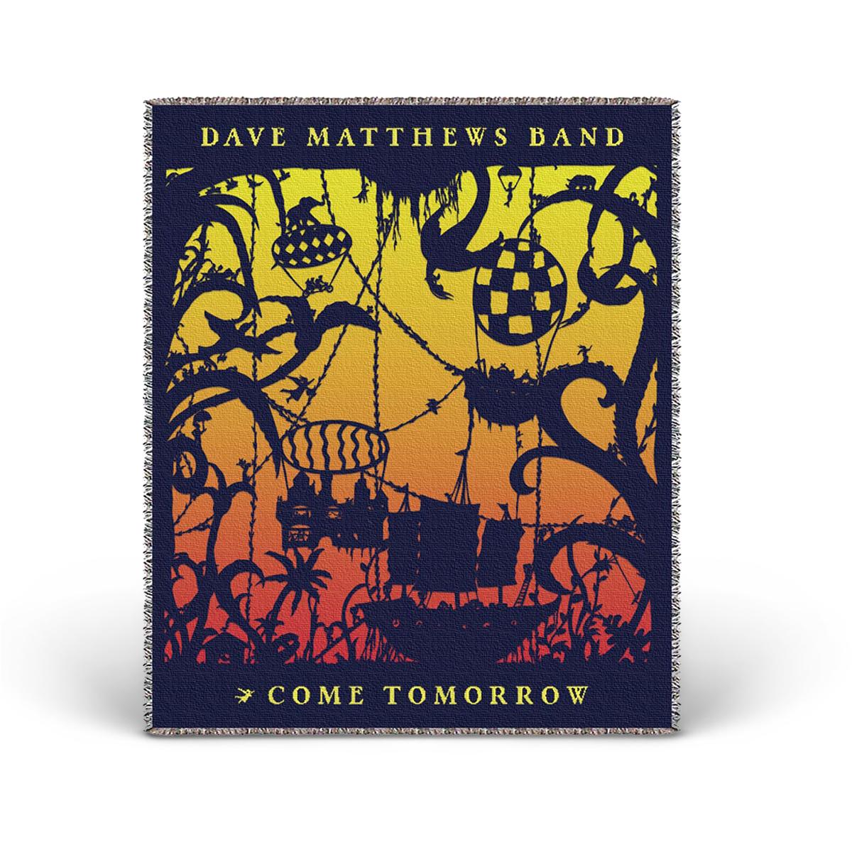 Come Tomorrow Blanket