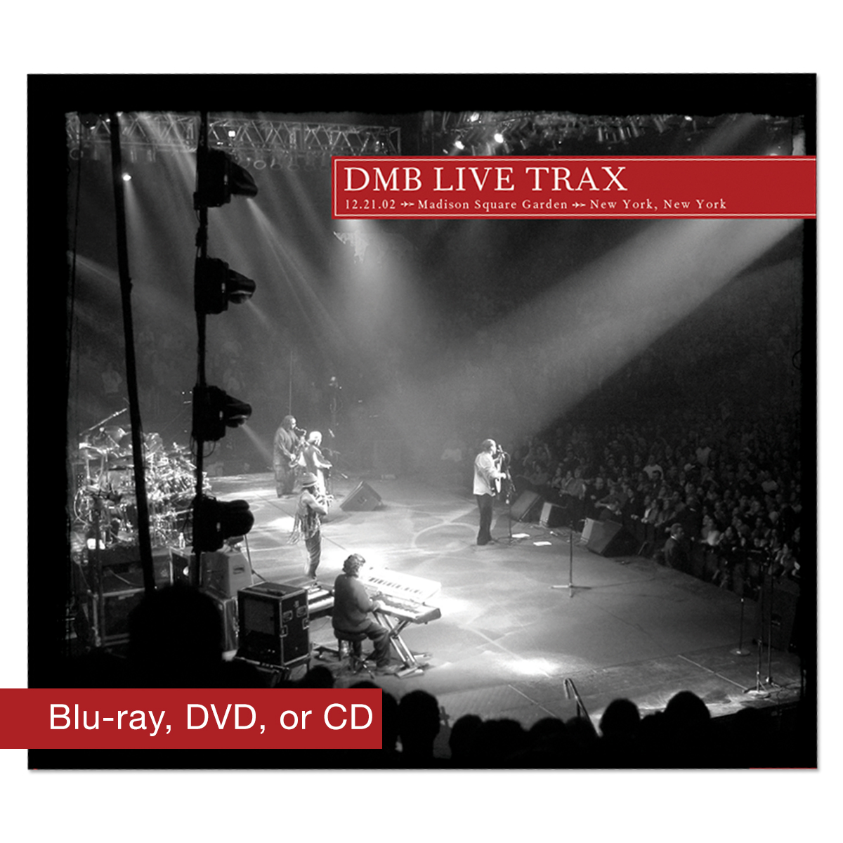 Live Trax Vol. 40: Madison Square Garden<br />Blu-ray, DVD or CD