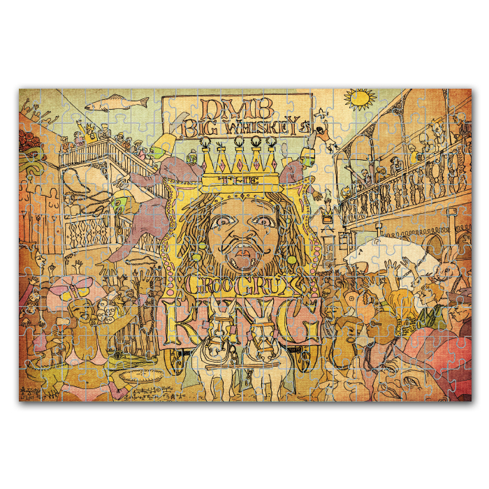 DMB Big Whiskey 200 pc. Puzzle