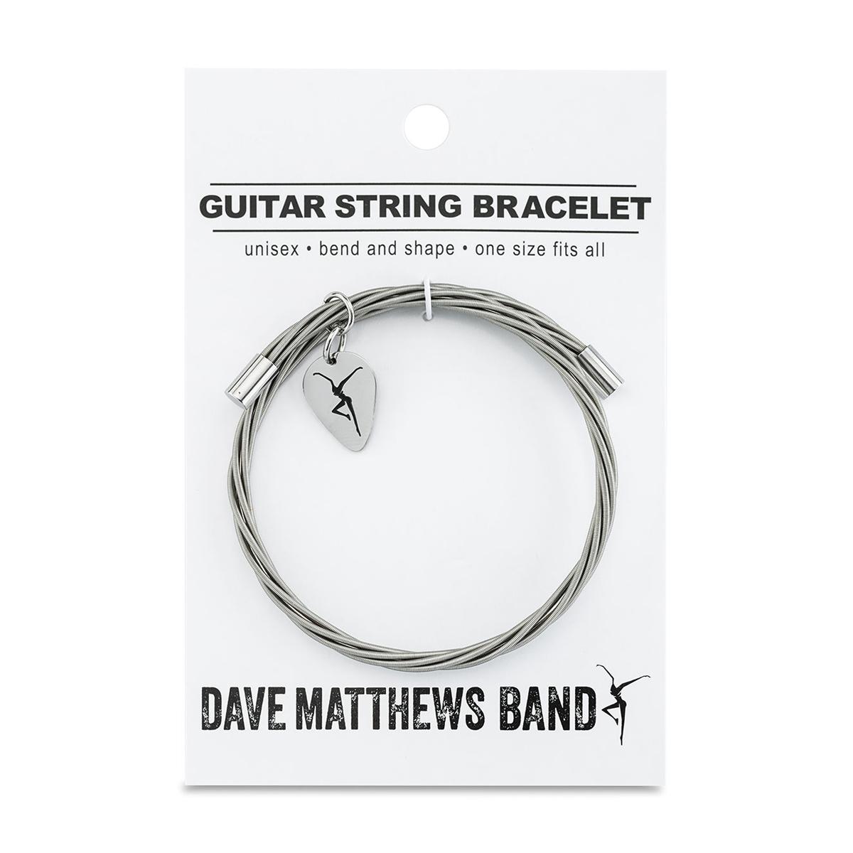 DMB - Guitar String Bracelet