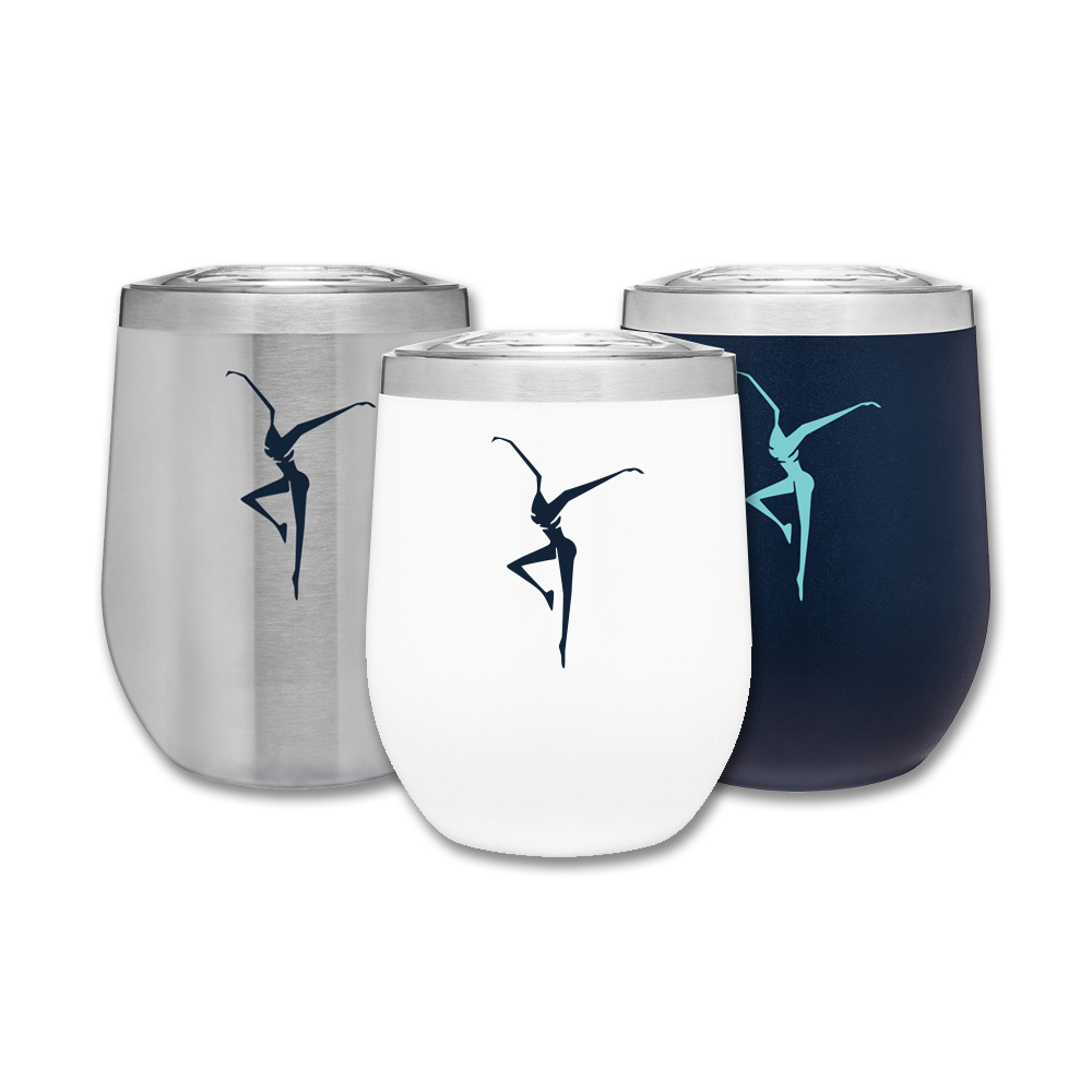 12oz Double Wall Thermal Tumbler