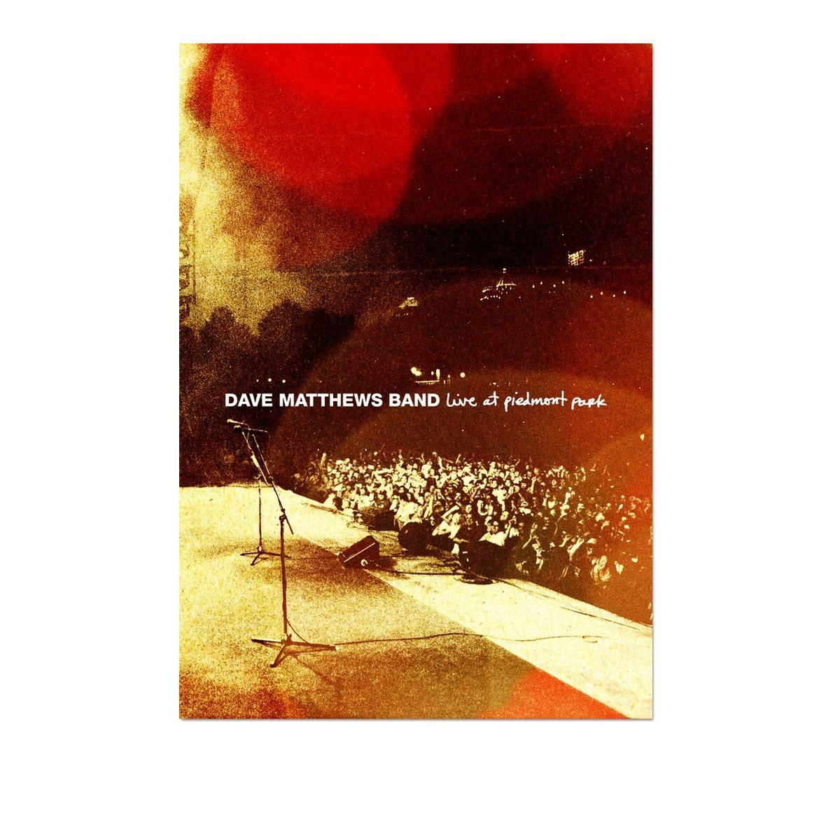 DMB Live at Piedmont Park DVD