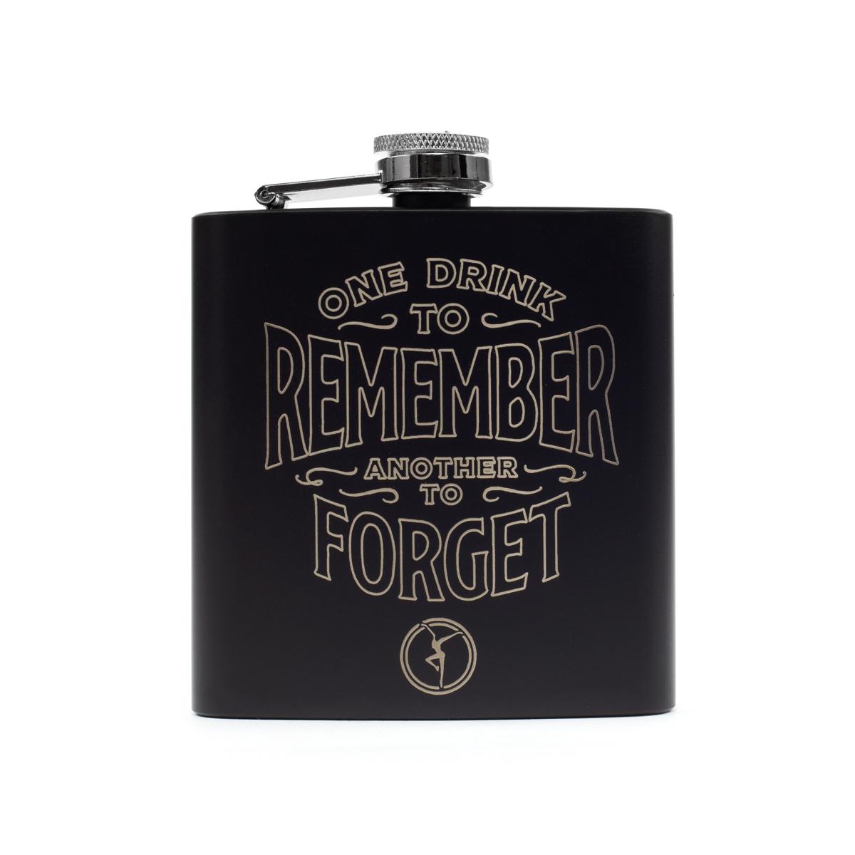 DMB 2018 Tour Flask