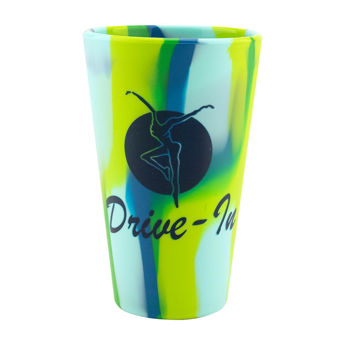 Drive-In Silicone Pint