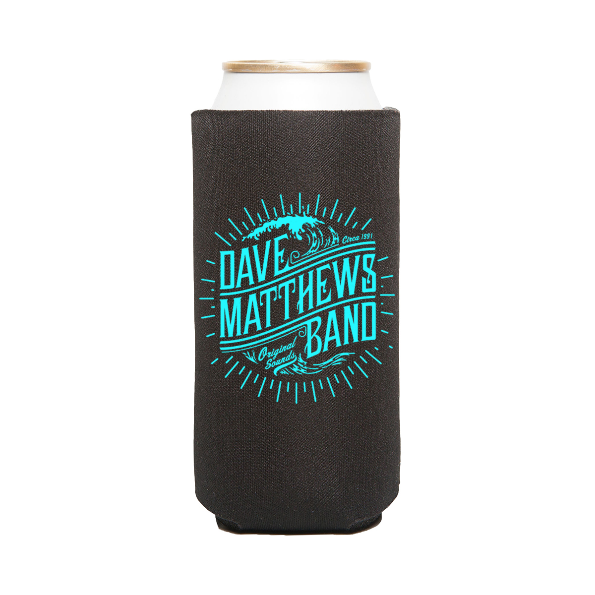 DMB Skinny Can Cooler