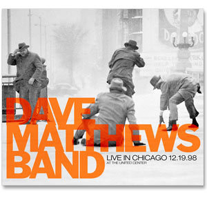 DMB Live In Chicago 12.19.1998