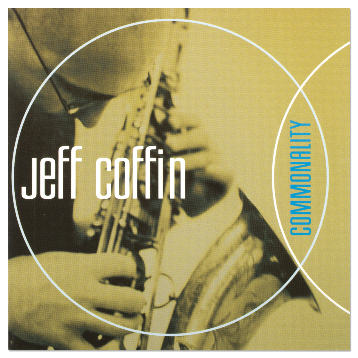 "Jeff Coffin ""Commonality"" CD"