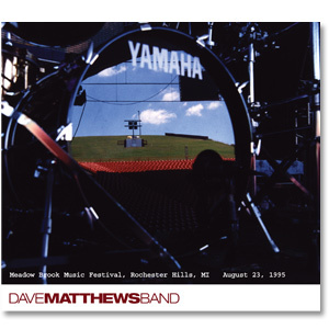 DMB Live Trax Vol. 5: Meadow Brook Music Festival