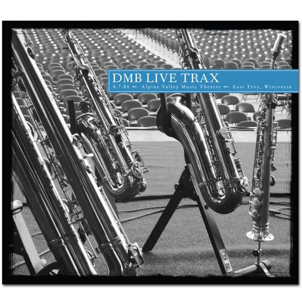 DMB Live Trax Vol. 8: Alpine Valley Music Theatre