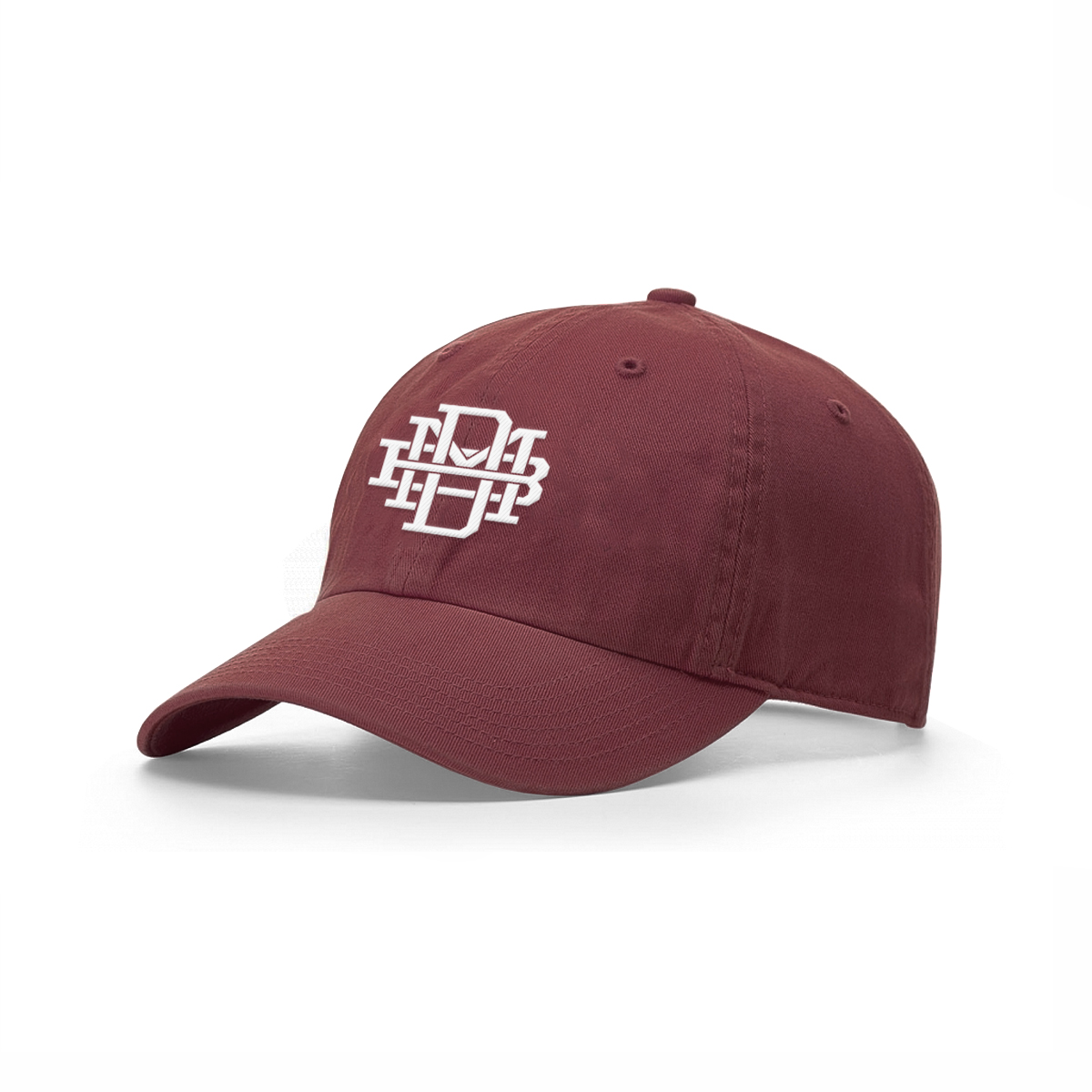 DMB Monogram Dad Hat