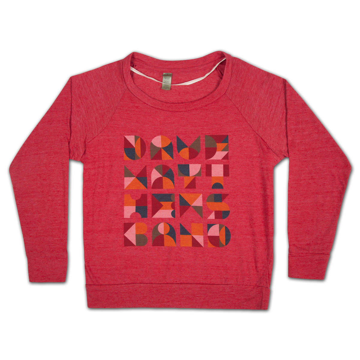 DMB Ladies Slouchy Pullover