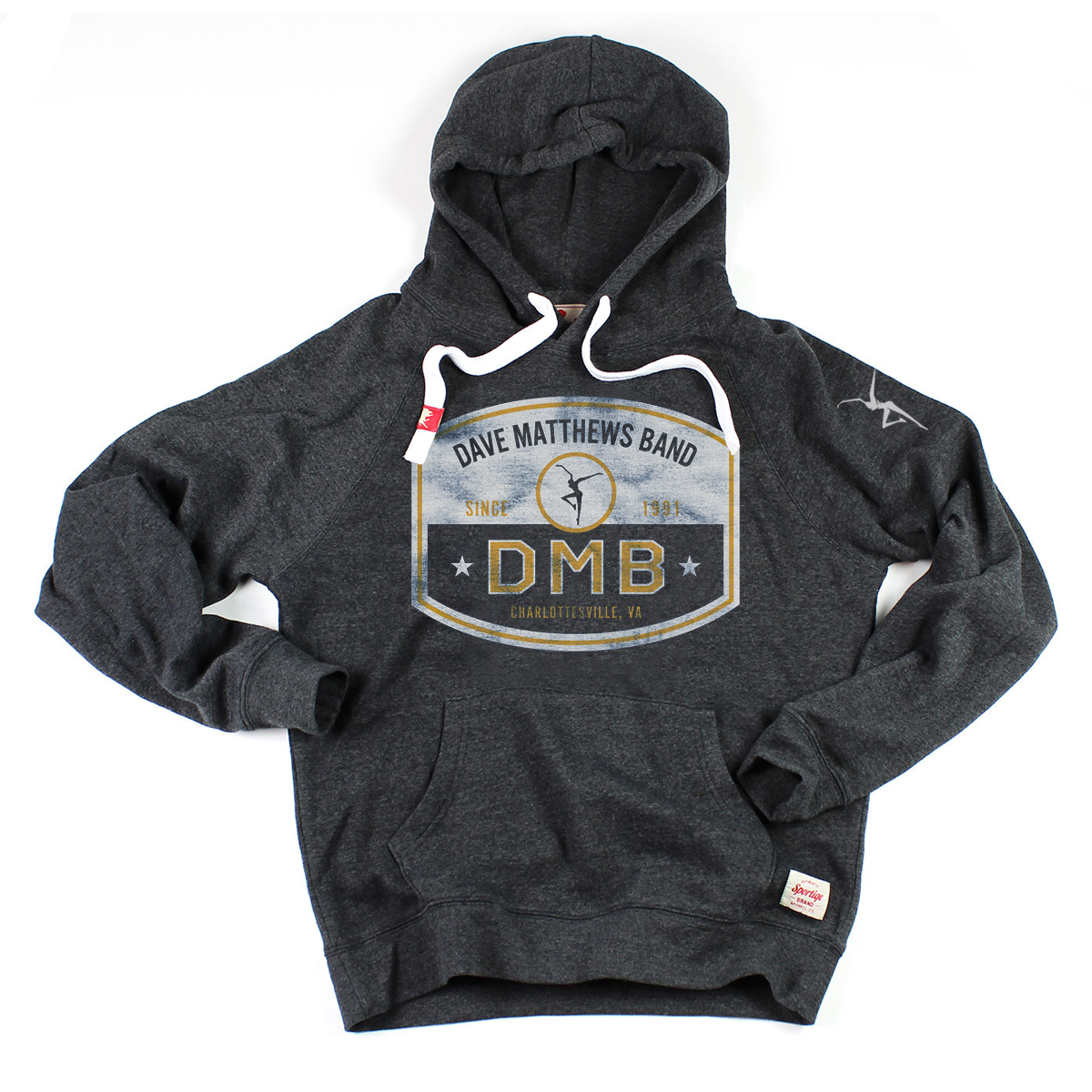 Sportiqe DMB Badge Pullover Hoody