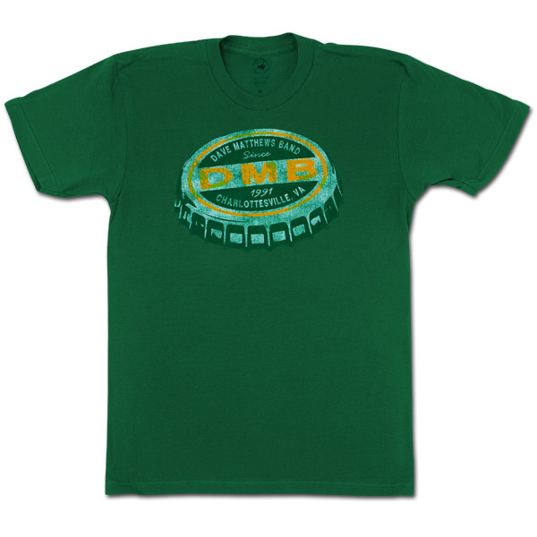DMB Bottle Cap Logo Shirt