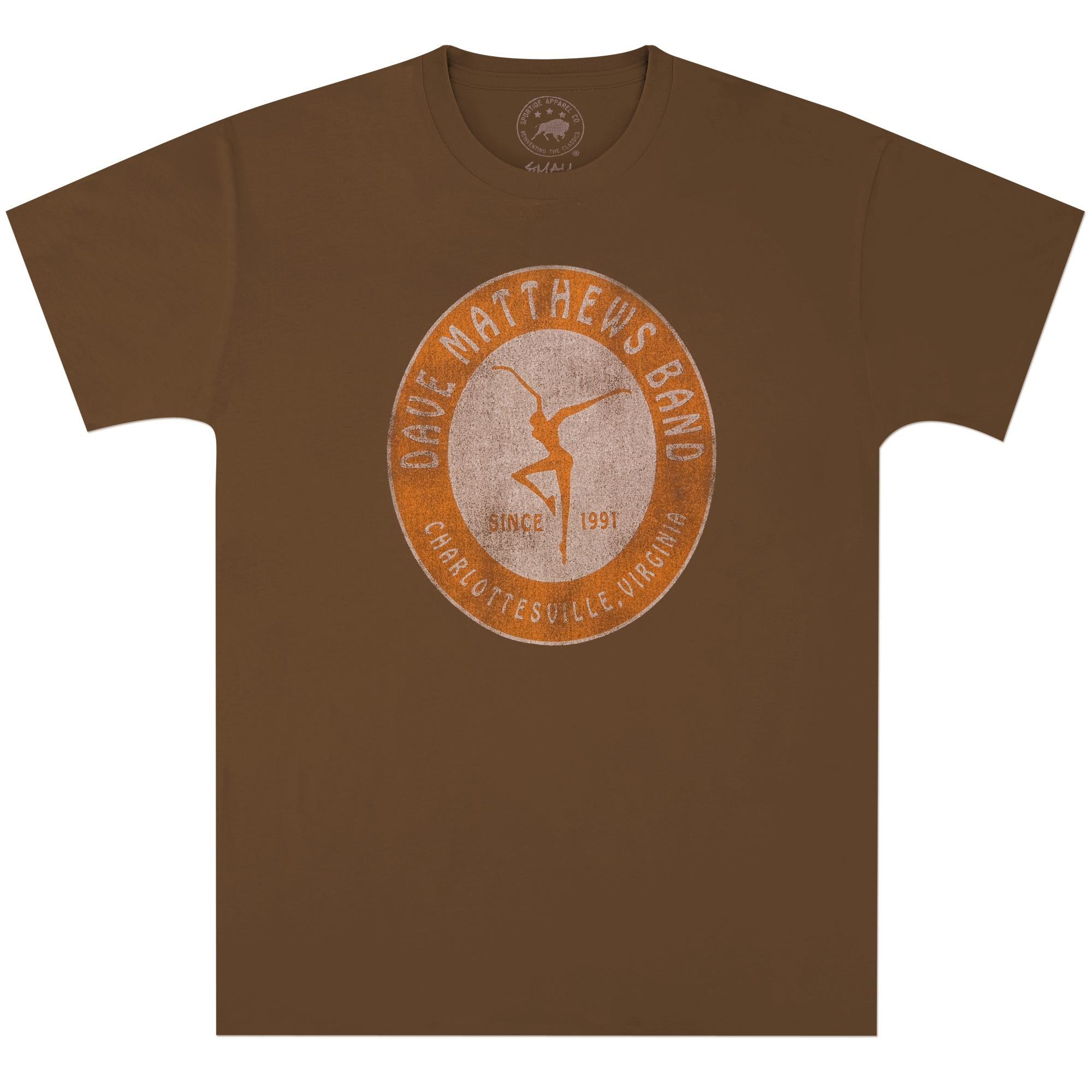 DMB Roadie Logo Shirt