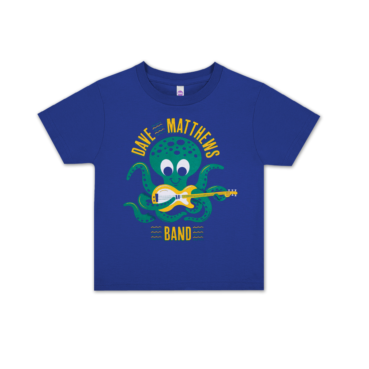 DMB Octopus Toddler Tee
