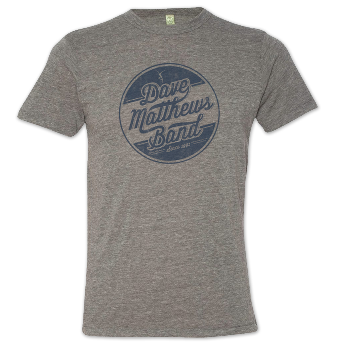 DMB - Men's Circle Eco Tee in Grey