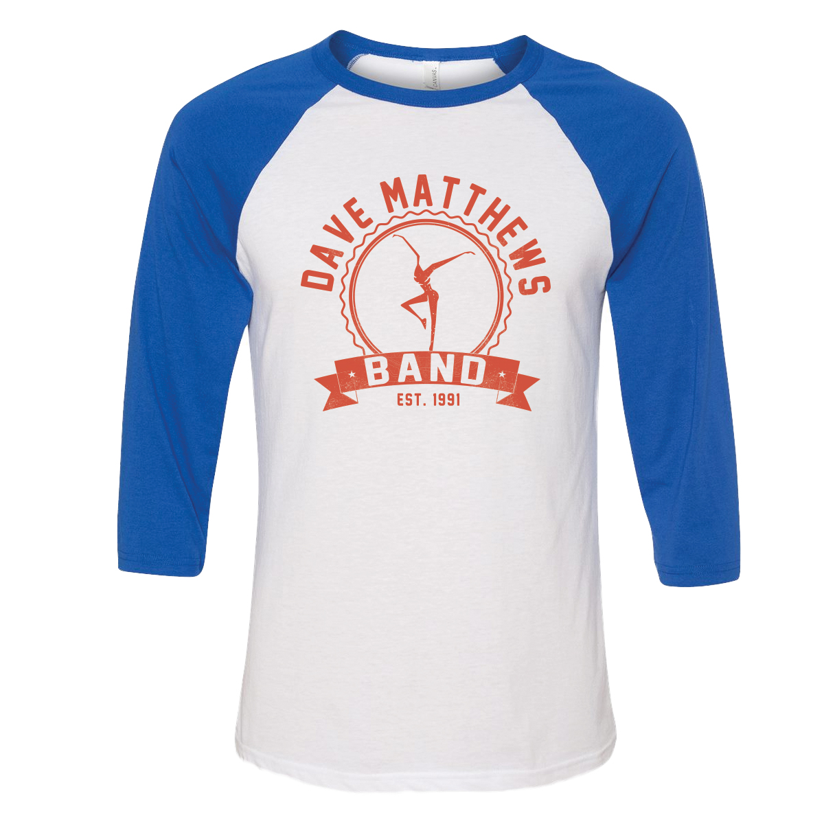 DMB Firedancer 3/4 Sleeve - Chicago Edition