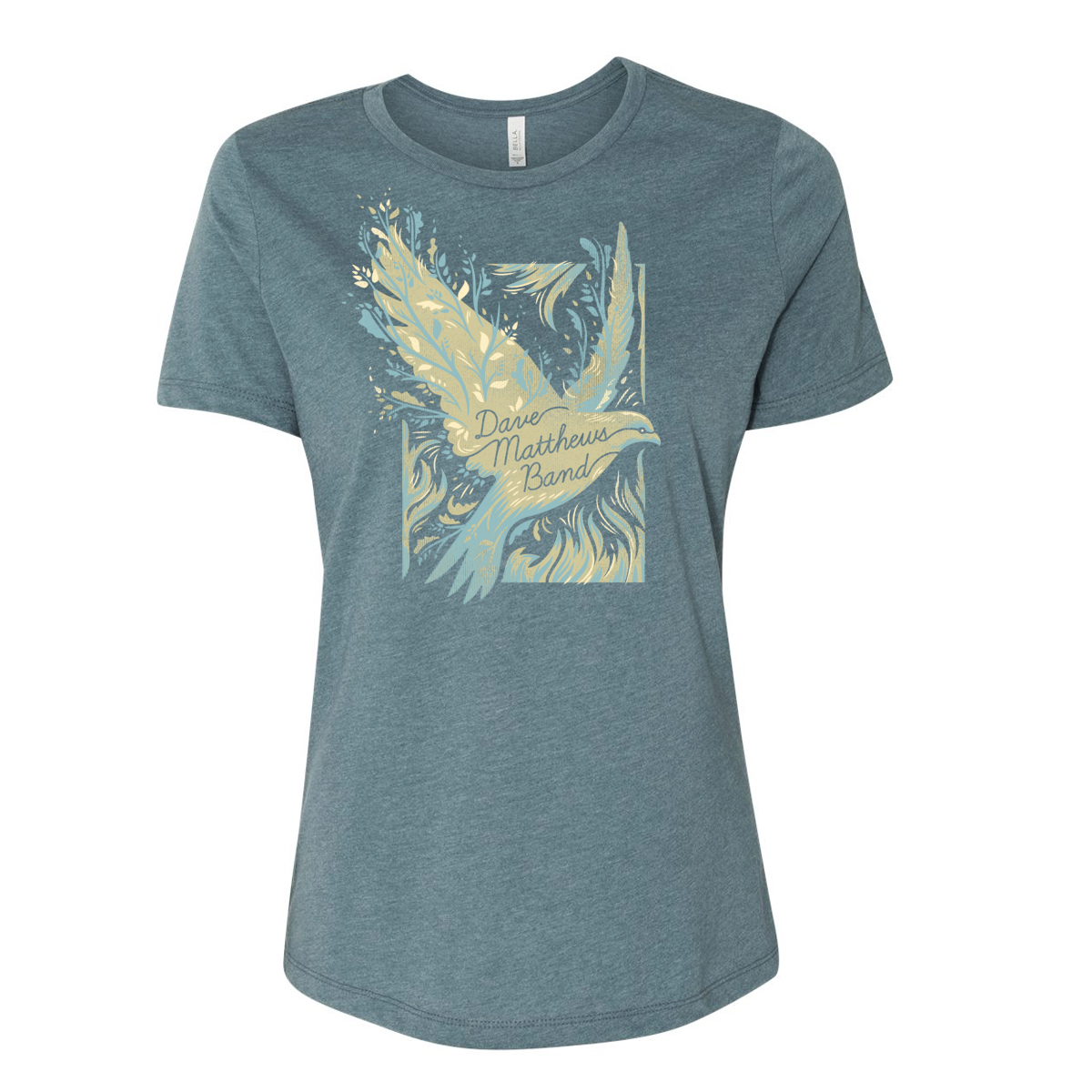 Women's Natural Bird Tee