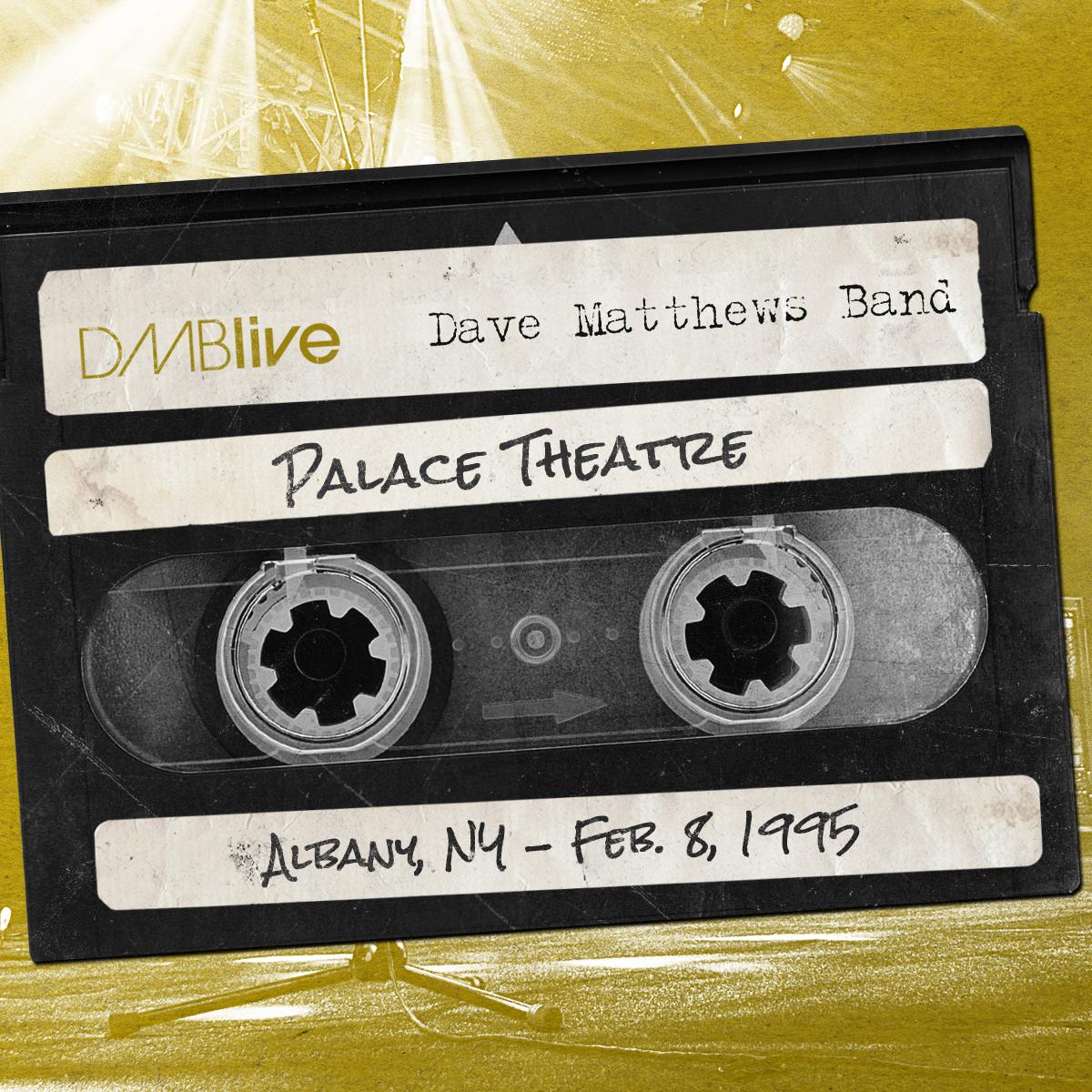 DMBLive Palace Theatre, Albany, NY 2/8/1995