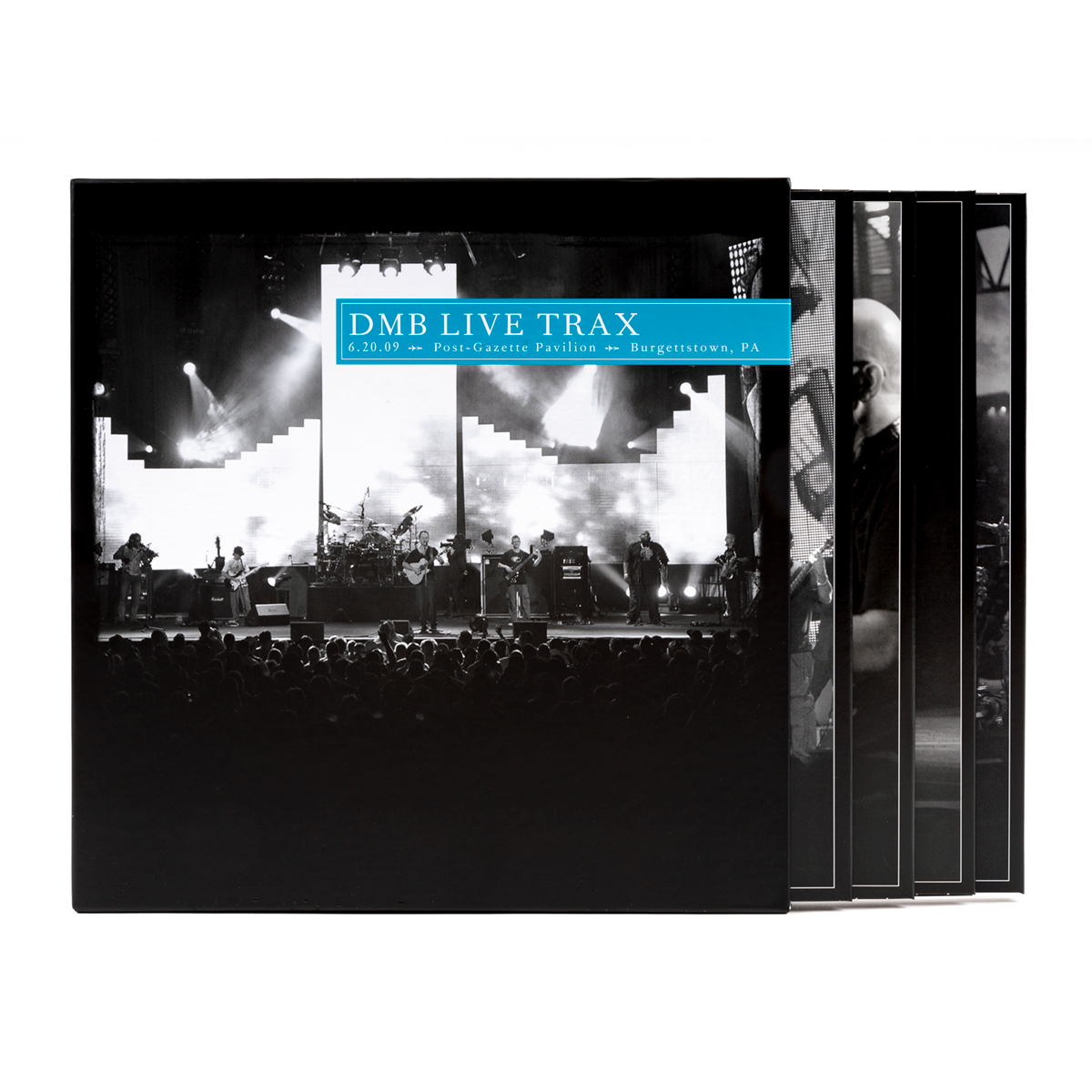 DMB Live Trax Vol. 35 Vinyl: Post-Gazette Pavilion 5-LP Vinyl