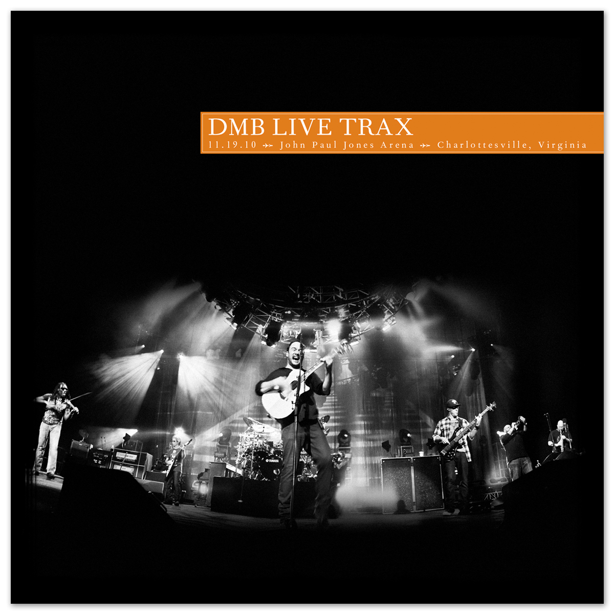 Live Trax Vol. 28: John Paul Jones Arena  DVD/3-CD