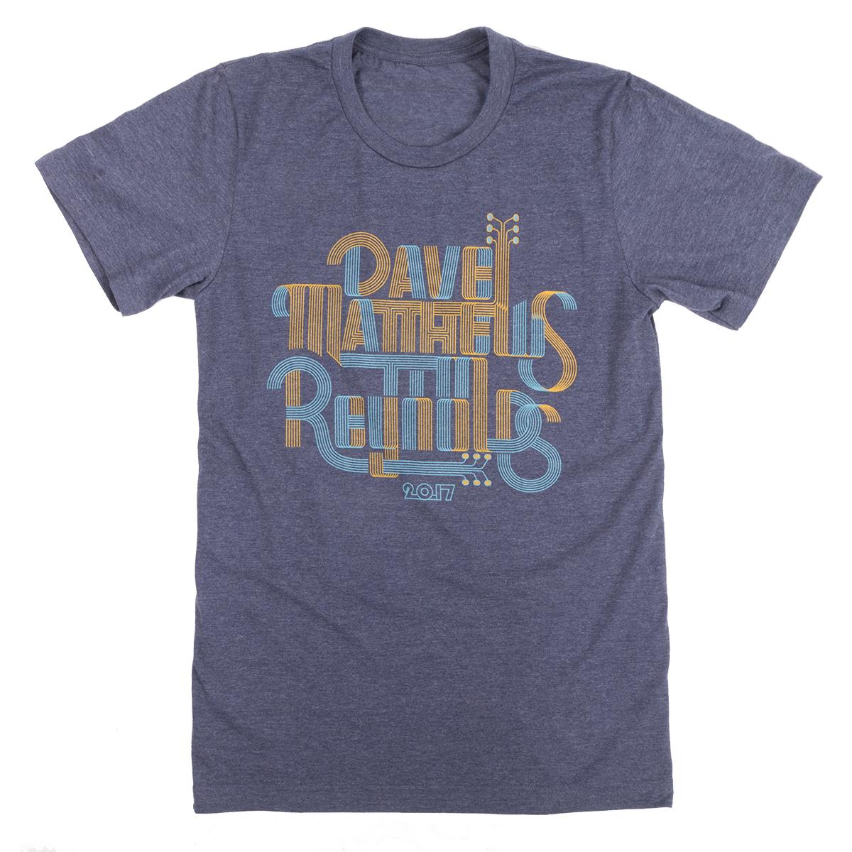 Dave & Tim Tour Tee 2017