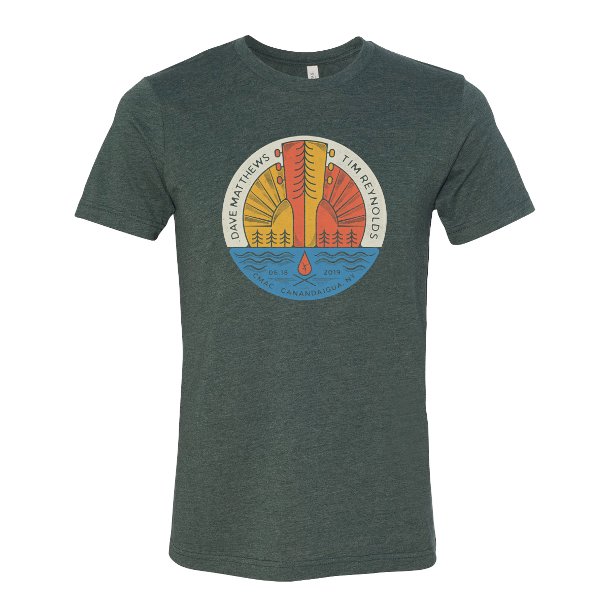 Live Trax Vol. 49 T-shirt