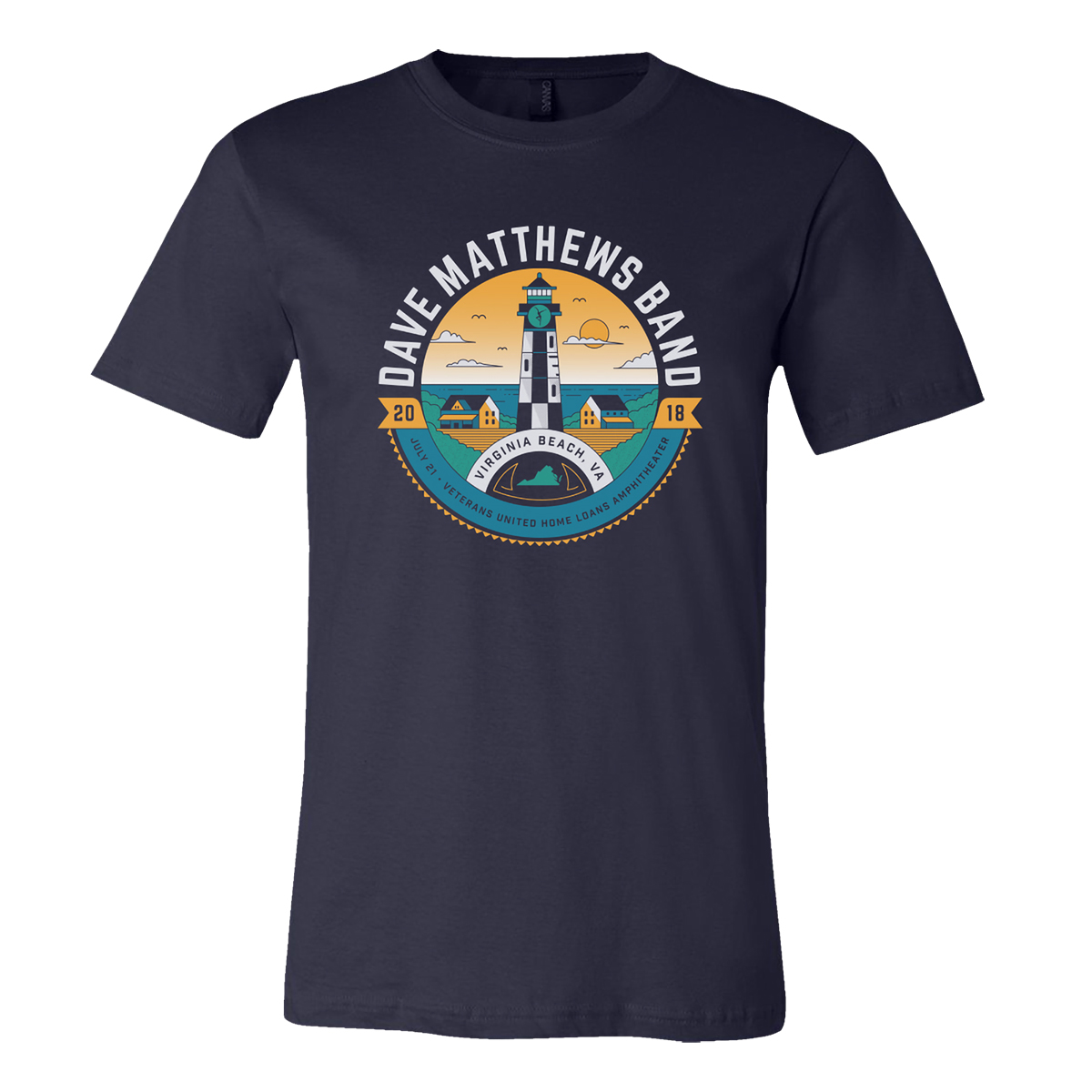 Virginia Beach Event Tee