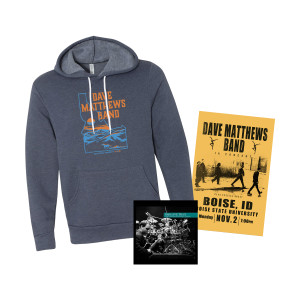 Live Trax 53 + Poster + Hoody
