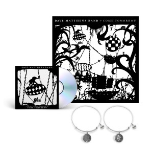 Come Tomorrow Album + Silver Charm Bracelet Bundle