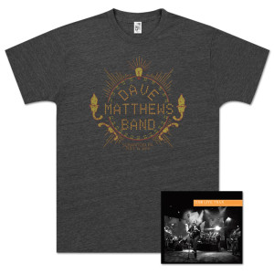 Pre-Order DMB Live Trax Vol. 22 Men's CD Bundle