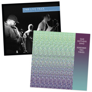 Remember Two Things CD + Live Trax 30 Bundle