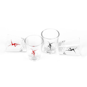 Firedancer Shot Glass Set