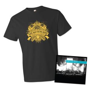 Live Trax Vol. 35 Men's T-shirt Bundle Pre-Order