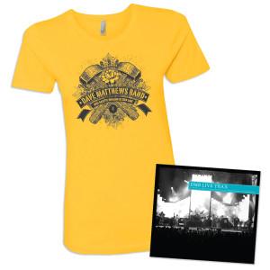 Live Trax Vol. 35 Women's T-shirt Bundle Pre-Order