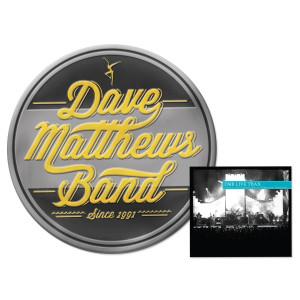 DMB Live Trax Vol. 35 + Metal Wall Sign Pre-Order