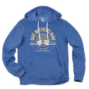 DMB Live Trax Vol. 39 Eco-Fleece Hoodie