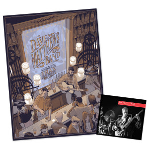 DMB Live Trax Vol. 37 CD + Limited Edition Poster