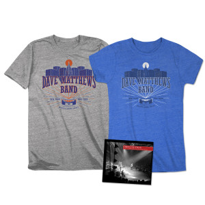 Live Trax Vol. 40: Madison Square Garden<br />Blu-ray, DVD or CD + T-shirt
