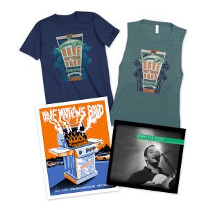 Live Trax Vol. 42 + T-shirt + Poster Bundle