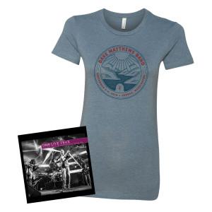 Live Trax Vol. 44 + Women's T-Shirt