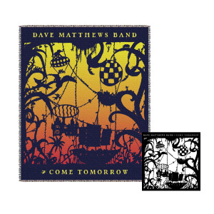 Come Tomorrow Album + Blanket Bundle